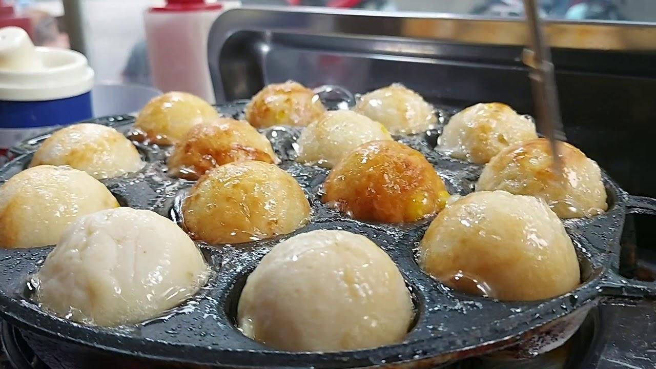 Japanese Takoyaki (Bánh bạch tuộc Nhật Bản)   Street Food Vietnam