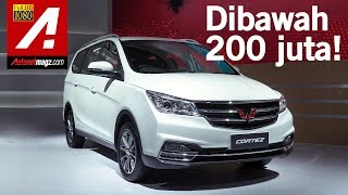 Wuling Cortez 1.5 First Impression Review by AutonetMagz