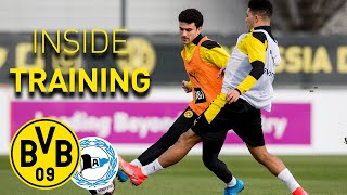 Inside Training | Preparations for Bielefeld