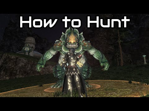 Hunts - What They Are And Why You Should Do Them - FFXIV New Player Guide