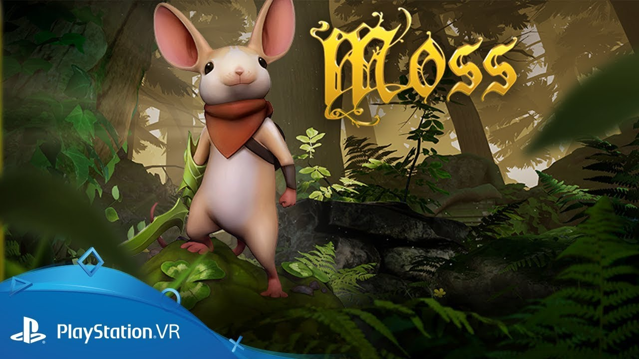 Moss | Accolades Trailer | PlayStation VR