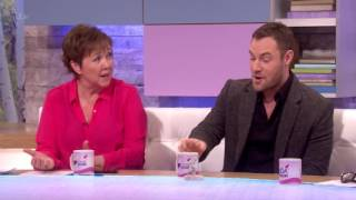 Marc Baylis On His Corrie Storylines | Loose Women