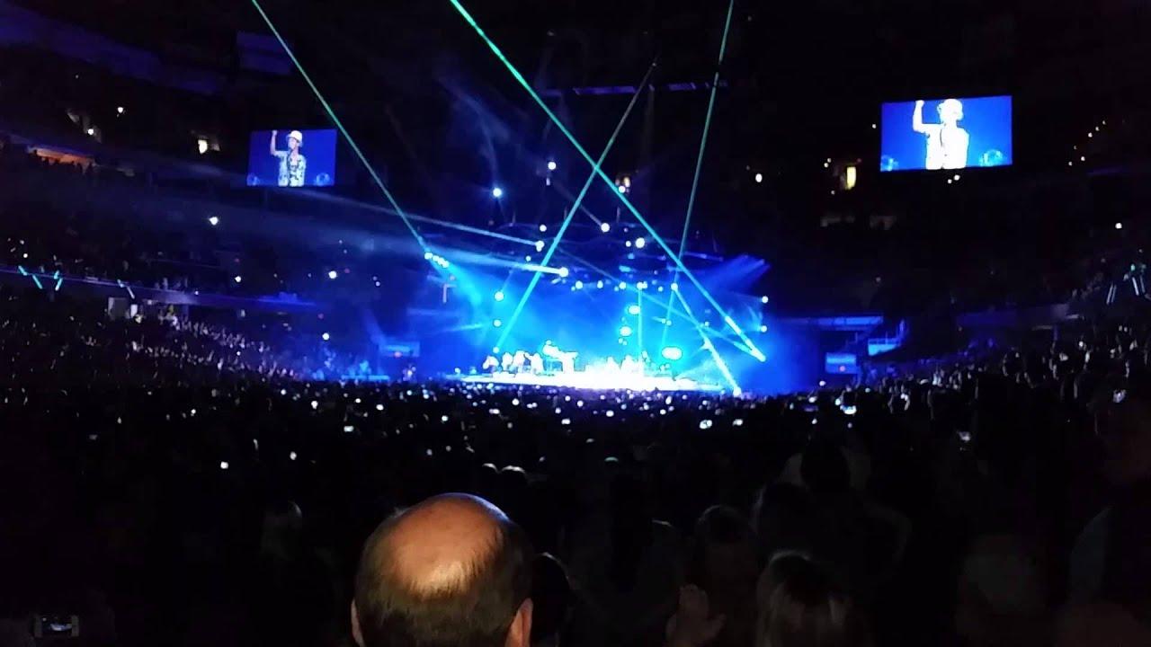 Bruno Mars Concert Moonshine Quicken Loans Arena Cleveland Ohio 2014 06 28