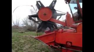 1974 White 8600 Harvest Boss combine for sale | sold at auction May 29, 2013