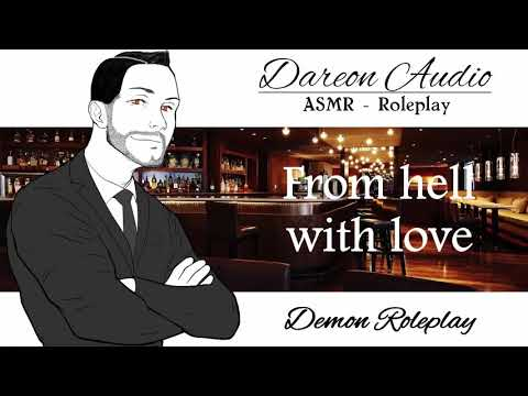 ASMR Roleplay: From hell with love [Patreon Preview] [Spicy] [Gender neutral] [Demon] [Blind date] from YouTube · Duration:  14 minutes 43 seconds