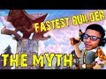 BEST FORTNITE BUILDER   The Myth Stream Highlights   Best Player