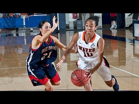 2013 WCC Tip-Off: Pepperdine Women