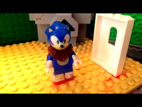 The New Boomed Lego Sonic The Hedgehog Youtube
