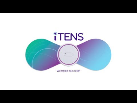 iTens Device - Wireless Electrotherapy