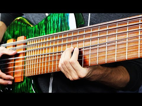 Download Youtube: 24 STRINGS BASS SOLO... AGAIN