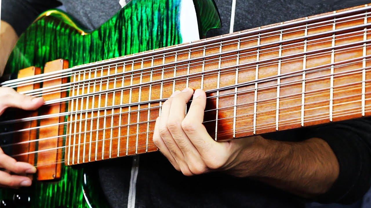 24 String Bass Godzilla Price : 24 strings bass solo 2 youtube ~ Russianpoet.info Haus und Dekorationen