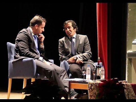 Homenaje-entrevista a Juan Mora en Medina de Rioseco