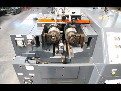 WMW UPW 12,5.1 Thread Rolling Machine