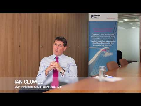 Financial IT interviews Ian Clowes, CEO of PCT