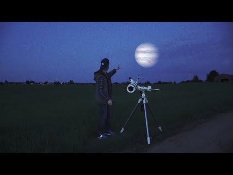 Как увидеть планеты невооруженным глазом