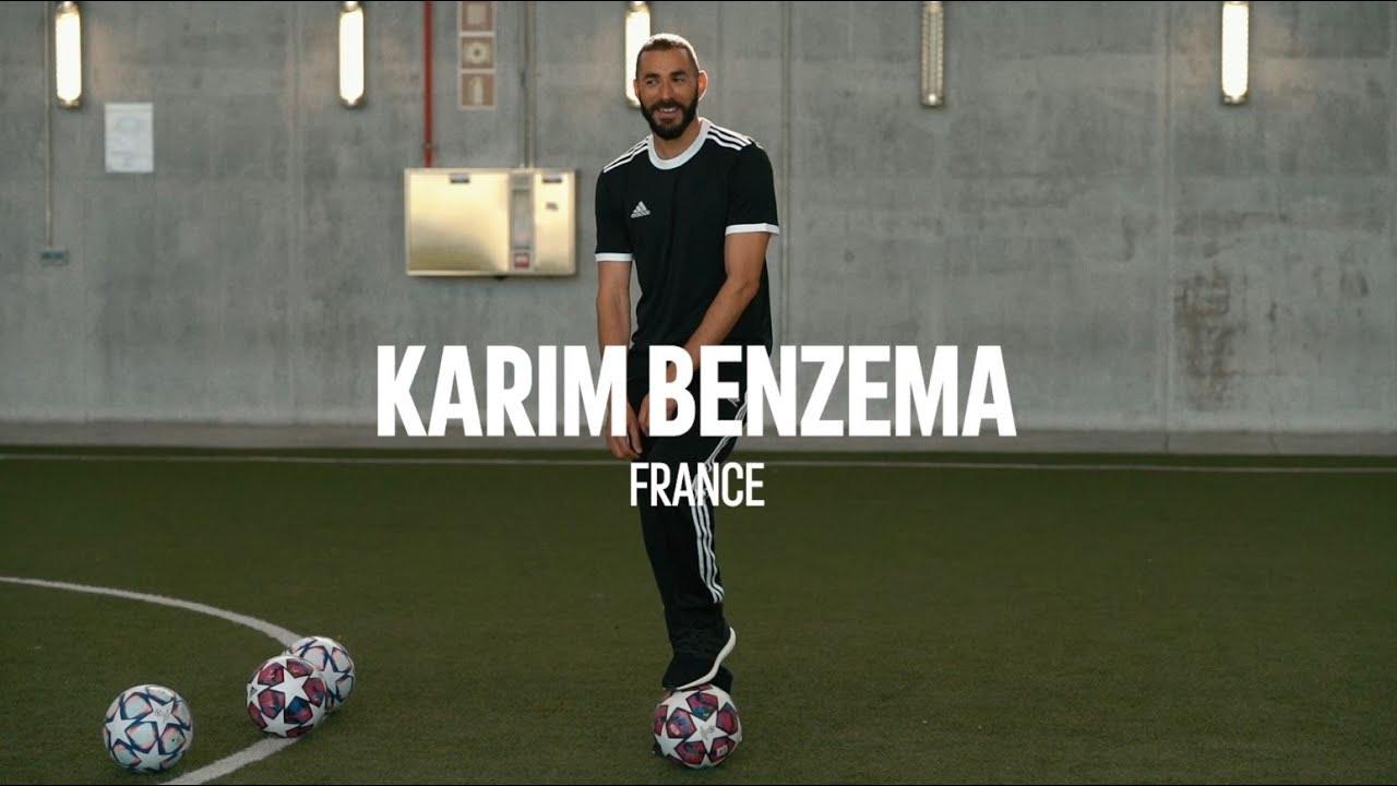 adidas Football   UEFA EURO 2020™   Impossible Is Nothing   Karim Benzema
