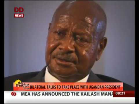 Bilateral talks to take place with Ugandan President