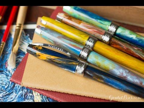 Visconti Van Gogh FP Overview