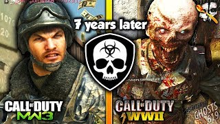 Playing INFECTED in EVERY Call of Duty
