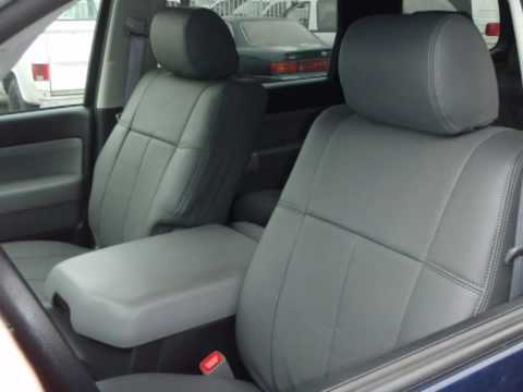 Car Seat Installation >> Clazzio Car Seat Cover Installation for Toyota Sequoia ...