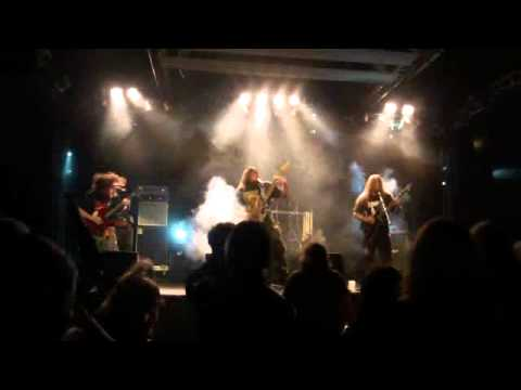 Gorgasm--Axe to Mouth Live@Berlin 31.Aug.2011