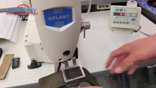 x box bartack sewing machine