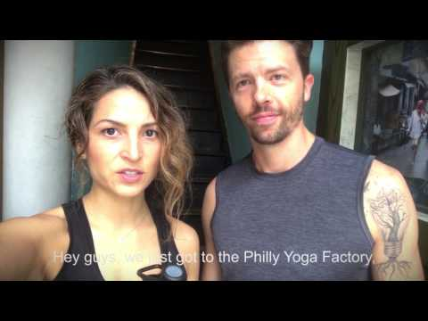 Yoga Tour   Week 3.1   Philadelphia, PA