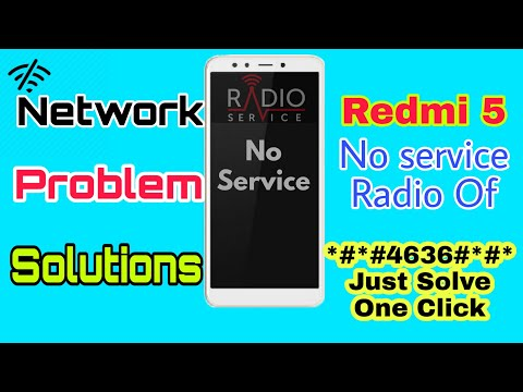 how to turn of and turn on mobile radio signal permanent by S M