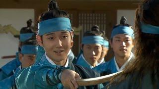 Пэк Тон Су, Ё Вун и Чхо Либ против большой шайки недоучек с боккенами