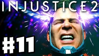 Injustice 2 - Gameplay Part 11 - Batman & Superman! Chapter 11: The World's Finest! (Story Mode)