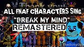 Fnaf sings and Freddy sings - YouTube