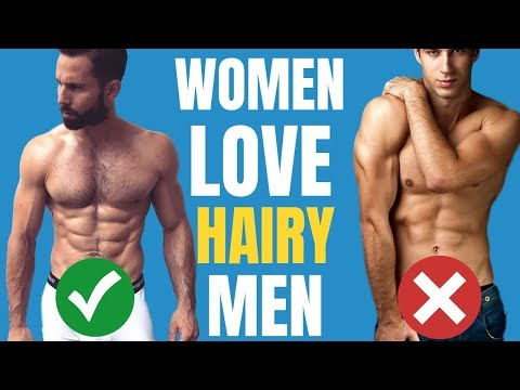 8 Reasons HAIRY Men Are MORE Attractive (Backed By Science)