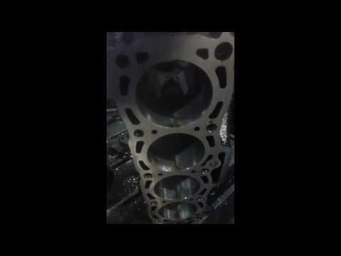 Фото к видео: MAZDA 626 F2...ещё раз про подрезку бурта...
