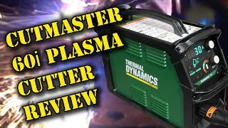 TFS: Thermal Dynamics Cutmaster 60i Review