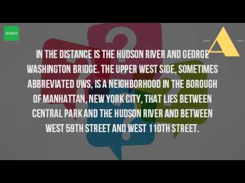 What Is Considered The Upper West Side?