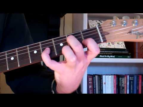 How To Play the Am9 Chord On Guitar (A minor ninth)