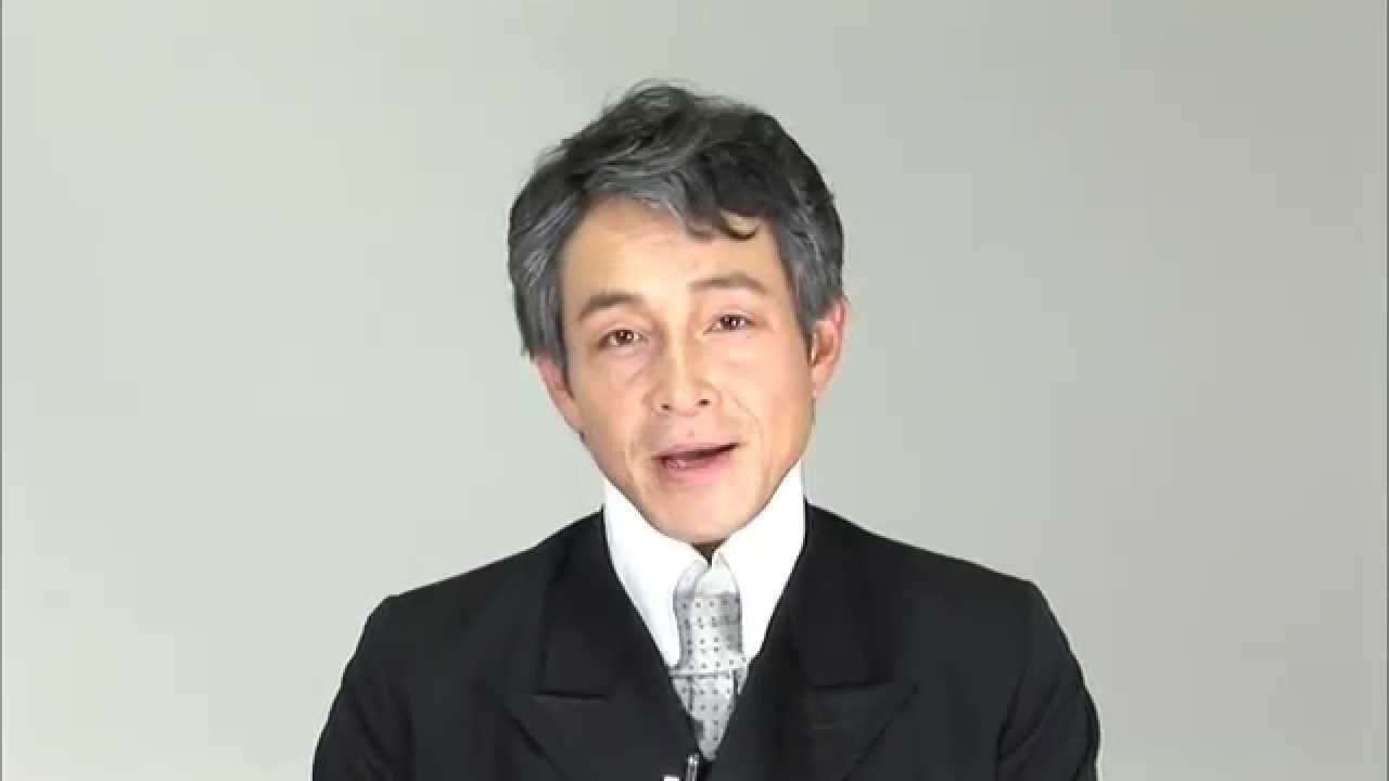 吉田栄作(ゲラール・キャリエール役) コメント - YouTube
