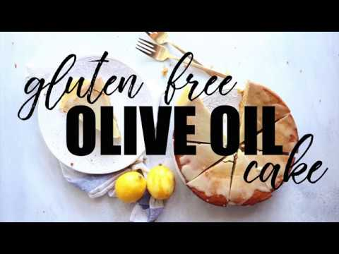 RECIPE// Lemon Olive Oil Cake (low carb + gluten free + paleo)