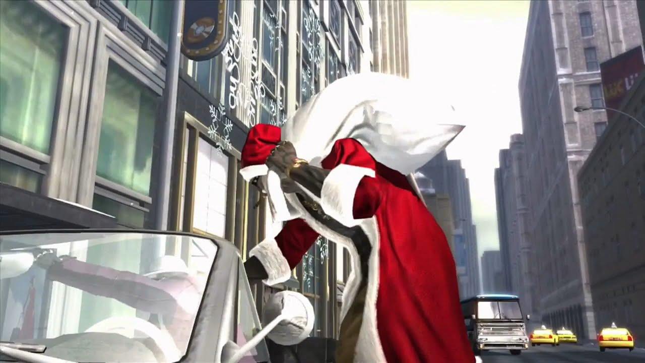 BADASS SANTA! - Merry Christmas Everyone ^_^ - Bayonetta 2 ...