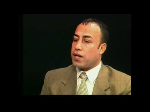 SIMKO AHMED ON KURDSAT TV, ARABIC ART PROGRAM 2007