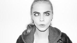 Брови Кары Делевинь/ cara delevingne eyebrows