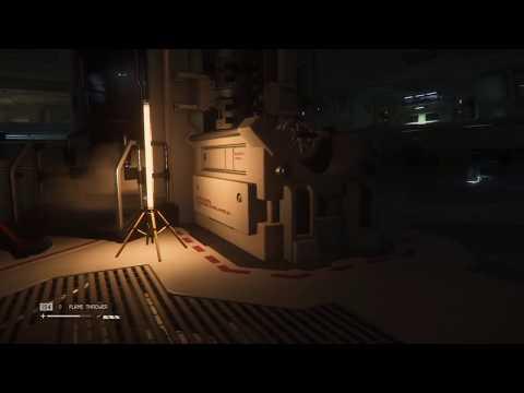 Alien: Isolation - Gemini - Initializing The Distribution Conduit