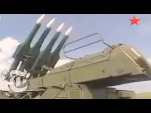 How the Buk SA-11 Missile System Works | Times Minute | The New York Times