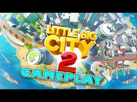 Little Big City 2 - трейлер игры (Android)