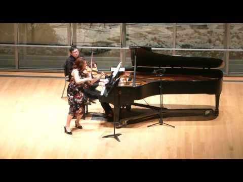 Debussy Sonata for Violin and Piano, L.140