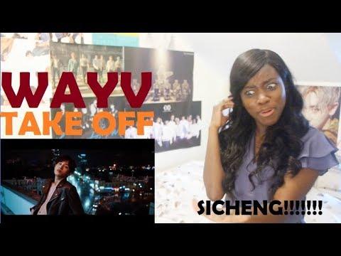 Download WAYV (威神V) - TAKE OFF MV REACTION [IS THAT YOU WINWIN?!]