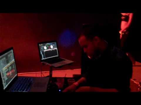 HOUSE OF BLUES ORLANDO 071310 DJ ARSONIST DJ ANTHONY LMP