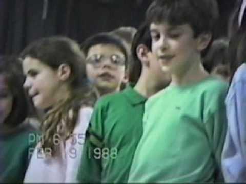 1988 Pine Trail Elementary School Dance