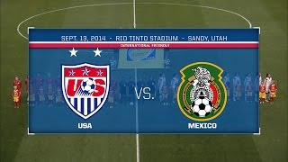 WNT vs. Mexico: Live Stream - Sept. 13, 2014