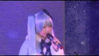 【えなこ】中国・上海「魔音会」Live映像 - 01【Enako】